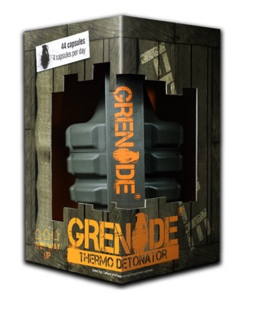 Grenade Thermo Detonator 44 tablet