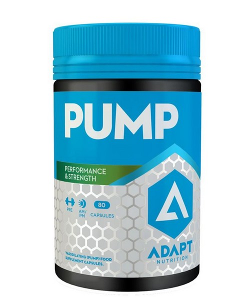 Adapt Nutrition PUMP 80 cps