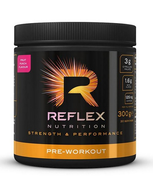 PRE-WORKOUT 300 G REFLEX NUTRITION
