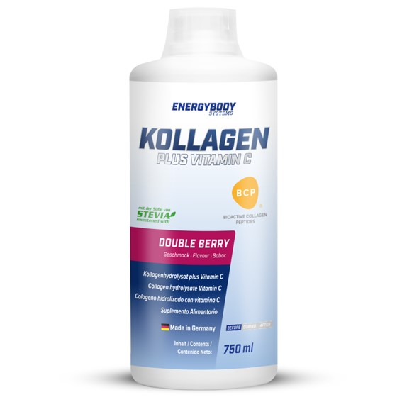 Kollagen BCP® + Vitamín C 750 ml