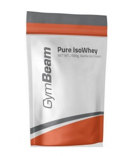 GymBeam Pure IsoWhey 1000 g