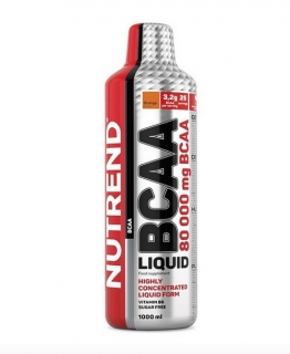 NUTREND Amino BCAA Liquid 1000 ml