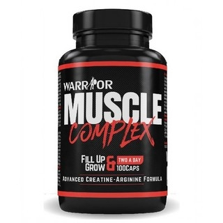Warrior Muscle Complex 60 cps